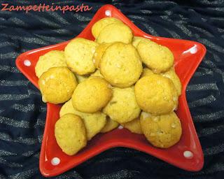 Biscotti al torrone - Ricetta con il torrone
