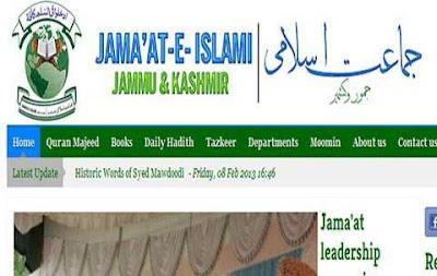 Jamaat-e-Islami Banned