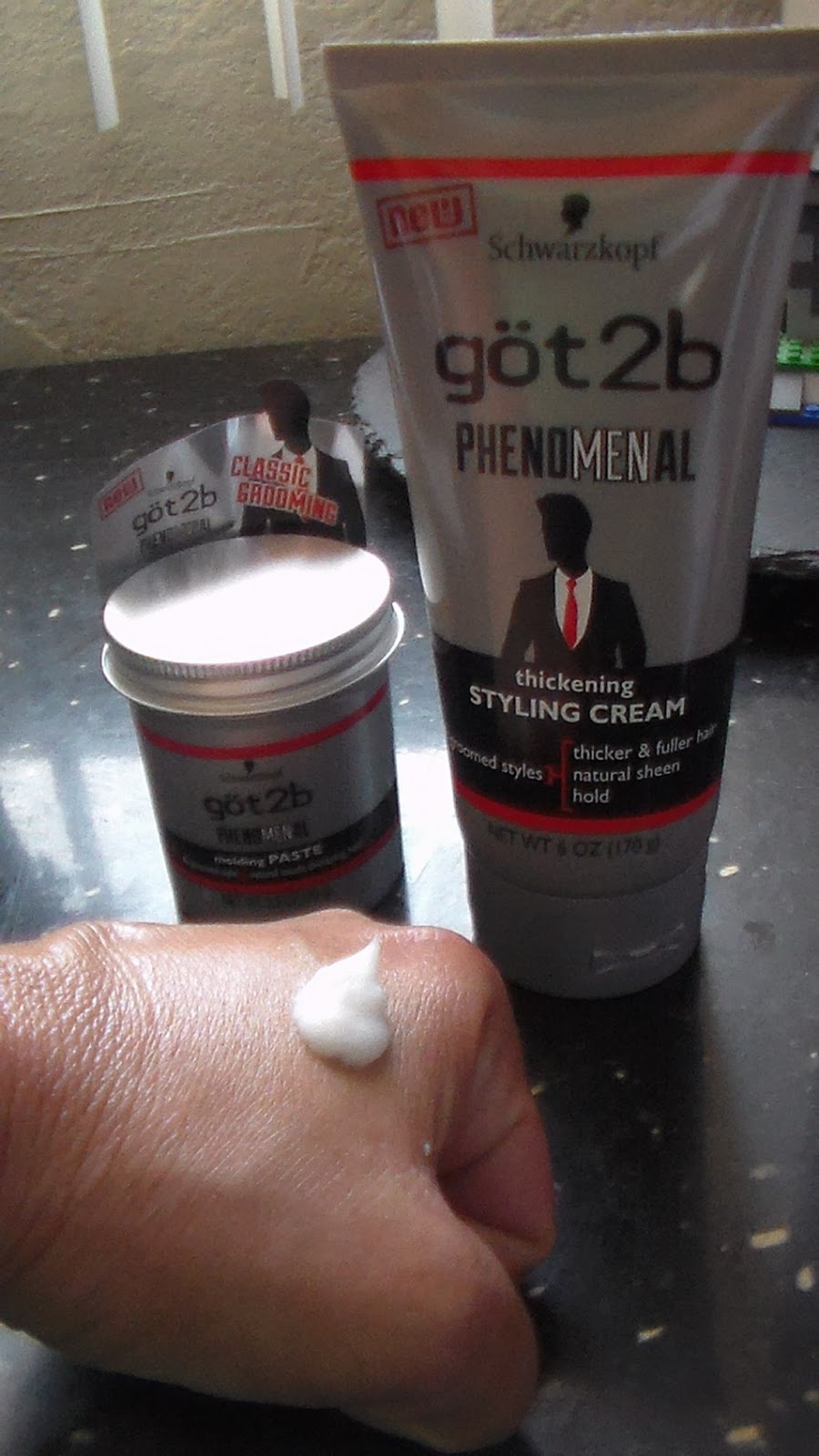 Got2b Phenomenal Molding Paste Review Hairstyle Inspirations 2018 Schwarzkopf Playful Matt Makeup University Inc Styling