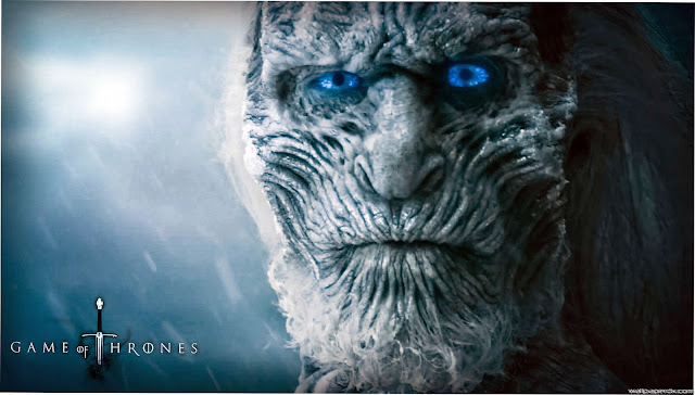 Game of Thrones 7 Secrets white Walker - The Night King Photo
