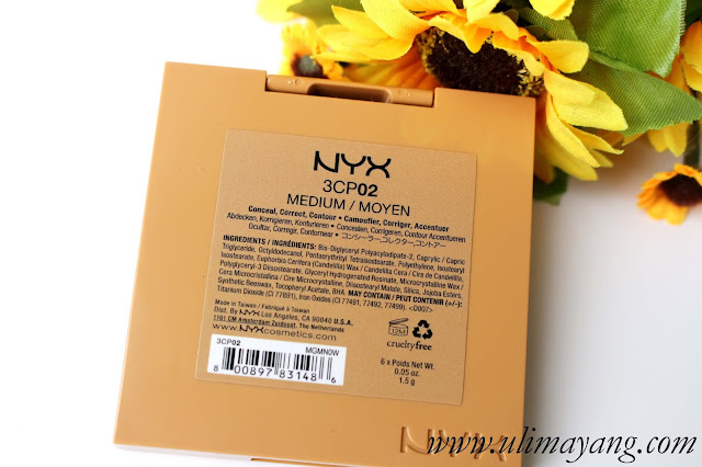review nyx medium moyen 3cp02