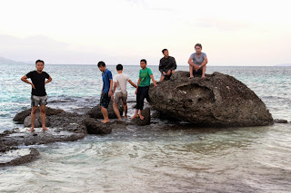Punggawa K-180 Jelajah Pulau Saronde