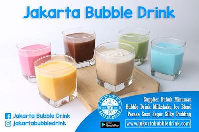 Supplier Bubuk Minuman