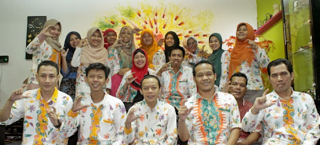 Team Cheria Halal Holiday - Blog Mas Hendra