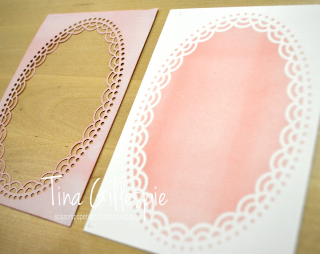 scissorspapercard, Stampin' Up!, Delightfully Detailed Laser Cut Paper