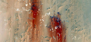 pictures from the air from the deserts of Africa,Abstract Naturalism collection of Munimara