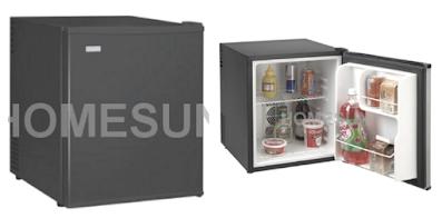 Tủ mát minibar không ồn cánh nhựa