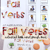 Fall Verbs!