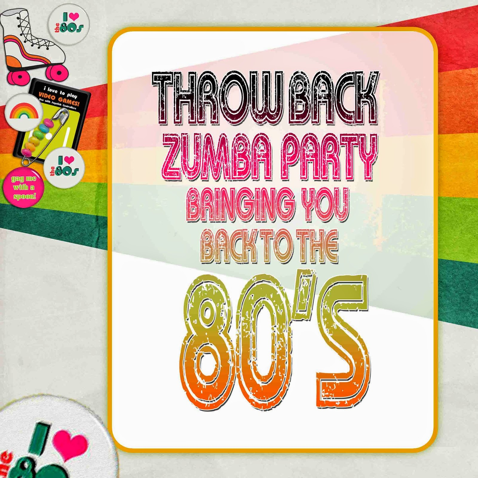 Throwback Zumba Party Posh Nails Launches New Manicure And Pedicure