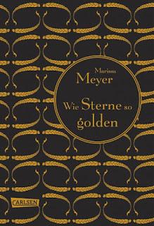 Wie Sterne so golden, Marissa Meyer