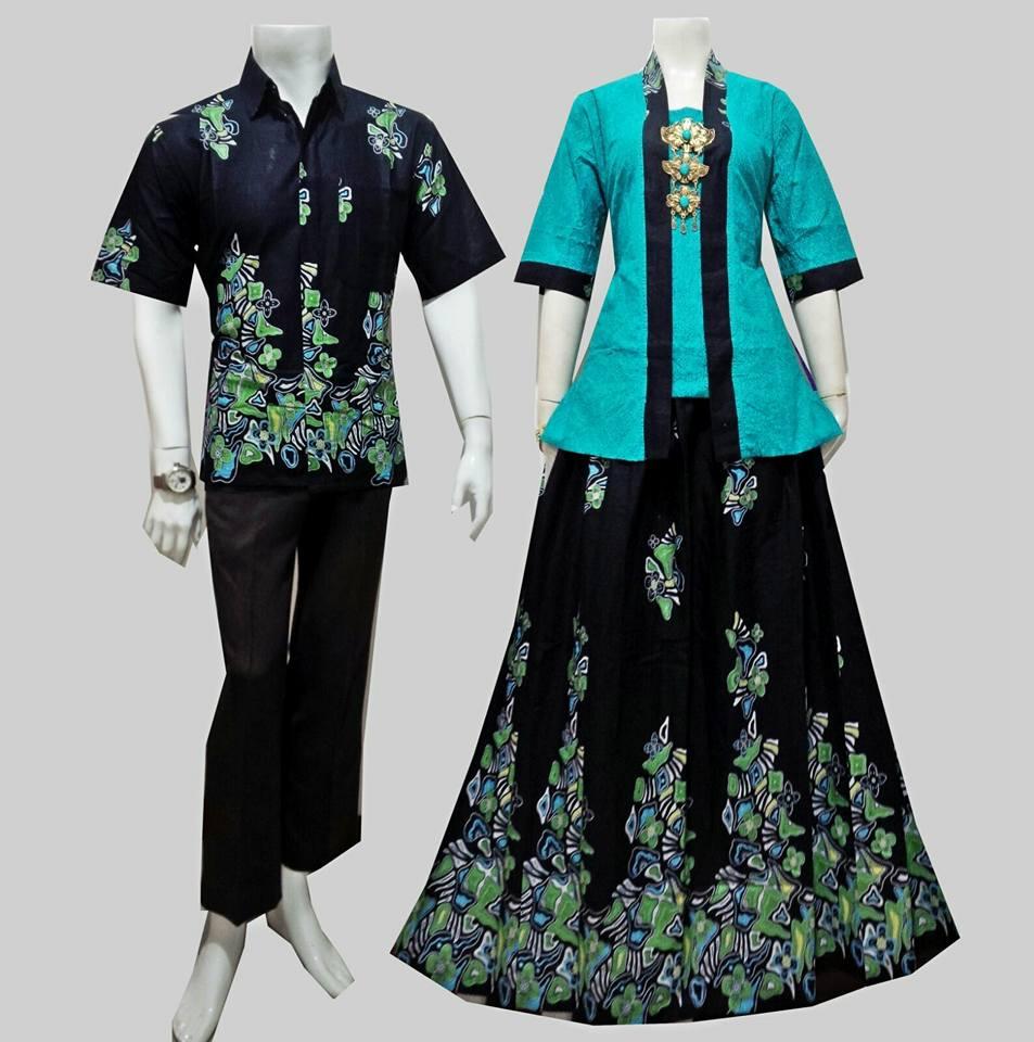 Batik Bagoes Solo Model Baju Gamis Malika