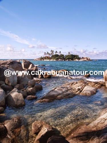 wisata Pantai Parai Tenggiri bangka tour