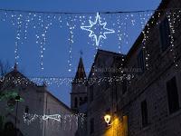 Božićne slike, Postira slike otok Brač Online