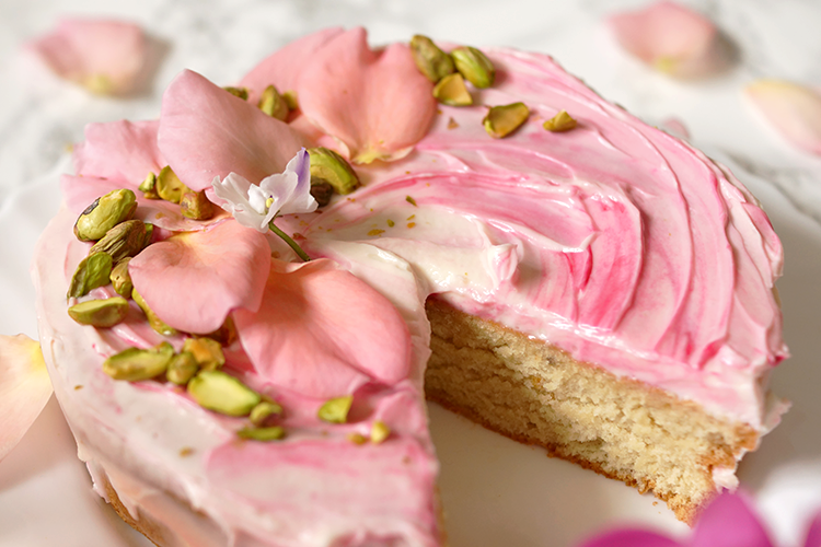 pink-summer-rose-cake-recipe
