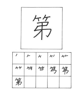 kanji chapter