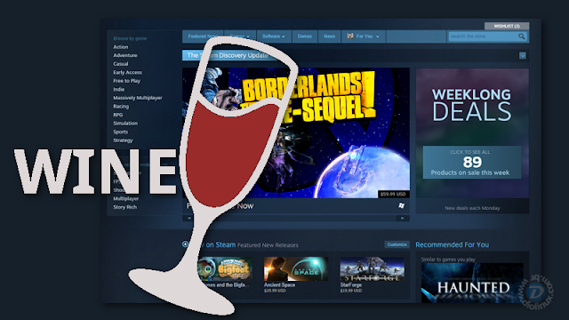 Wine Steam Store