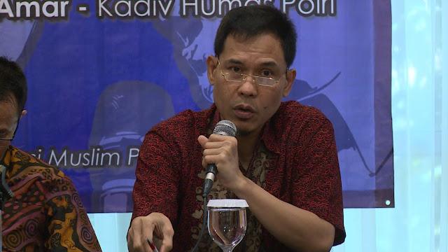 Curiga Intelijen Kerjai Habib Rizieq, Munarman FPI Singgung 'Pejaten'