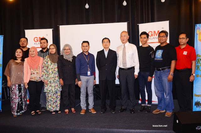 GM Klang Festival Ramadan Klang 2015 Media Launch