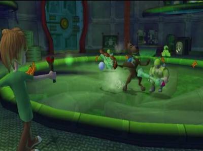 史酷比:最初恐懼(Scooby-Doo! First Frights),卡通動作冒險!