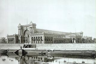 Lehrter Bahnhof Berlin