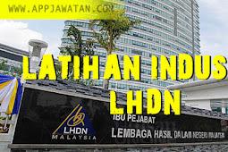 Program Latihan Industri di Lembaga Hasil Dalam Negeri Malaysia (LHDNM) - 13 Disember 2018