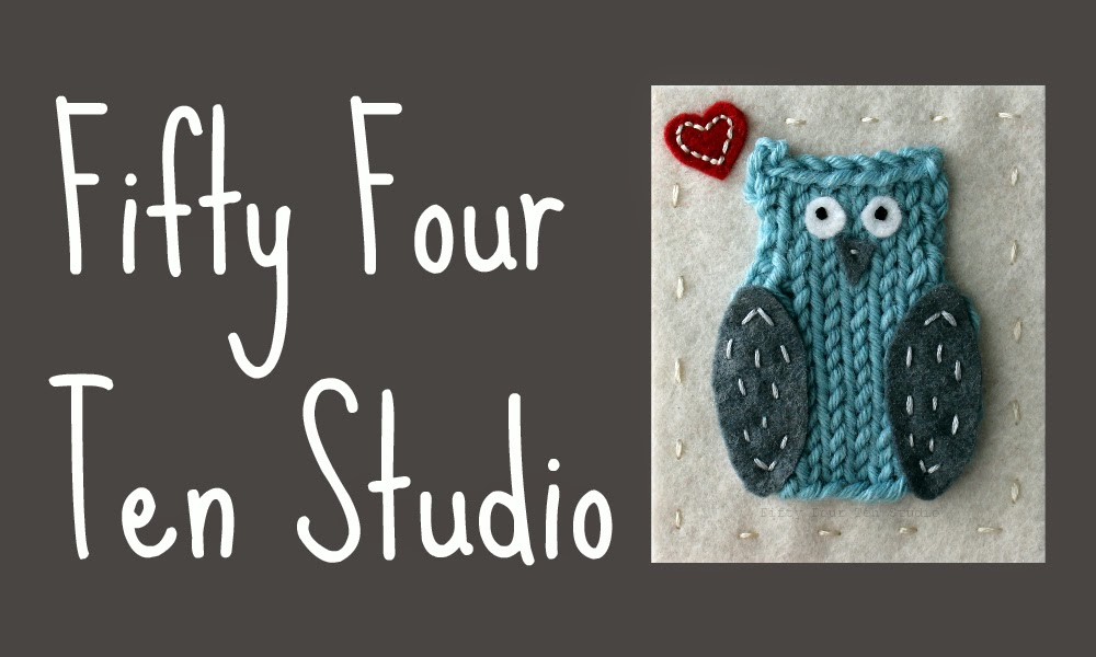 Fifty Four Ten Studio Ravelry Group - Click to Join!