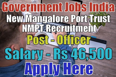 New Mangalore Port Trust NMPT Recruitment 2018