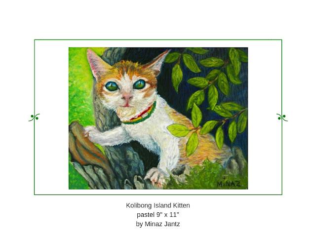 Kolibong Island Kitten by Minaz Jantz