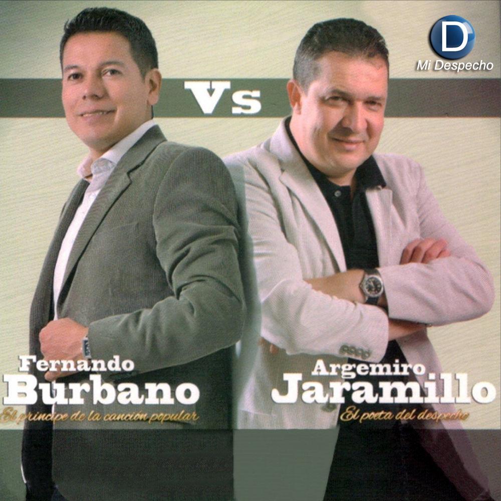 Fernando Burbano Vs Argemiro Jaramillo