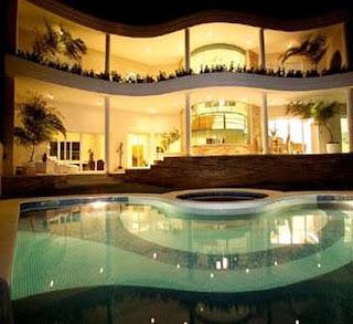 Residencia contemporánea en Campinas, Brasil