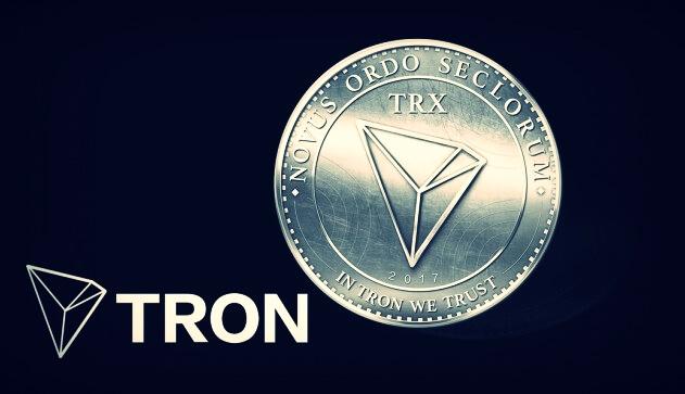 عملة-TRX-TRON
