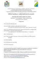 Conferenza Affido Familiare