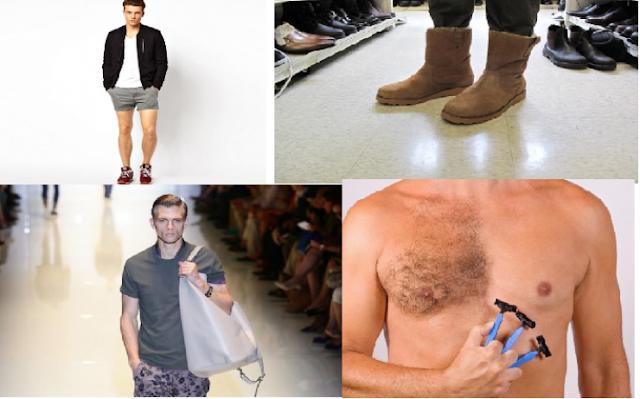 هذه 10 اتجاهات في الموضة تكرهها النساء ابتعد عنها ايها الرجل ...