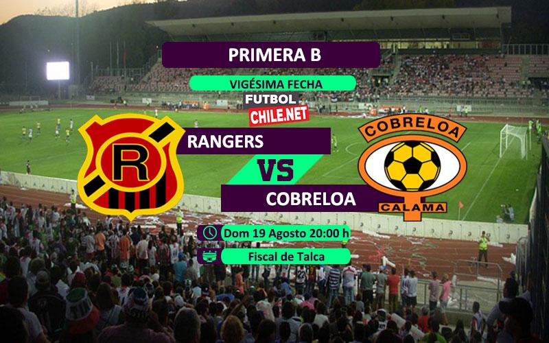 PREVIA: Rangers vs Cobreloa