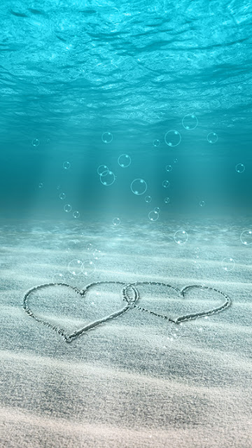 Love Underwater Wallpaper Galaxy Note 7