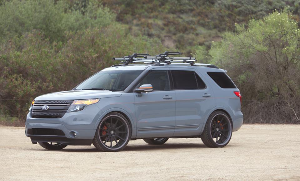 Tkr Motorsports 2012 Tjin Edition Ford Explorer