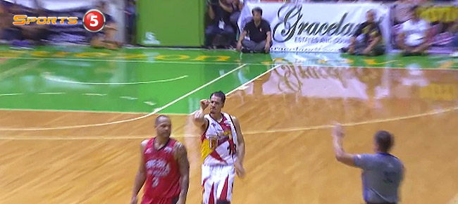 Marcio Lassiter Ejected After 2nd Technical Foul for Taunting Sol Mercado (VIDEO)