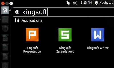 MS Office alternative Kingsoft (WPS) Office available for