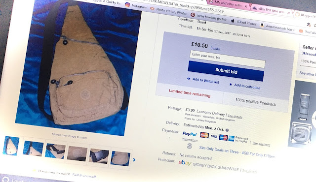 Selling on eBay with Mumsnet