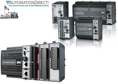 BRX Series Stackable PLCs