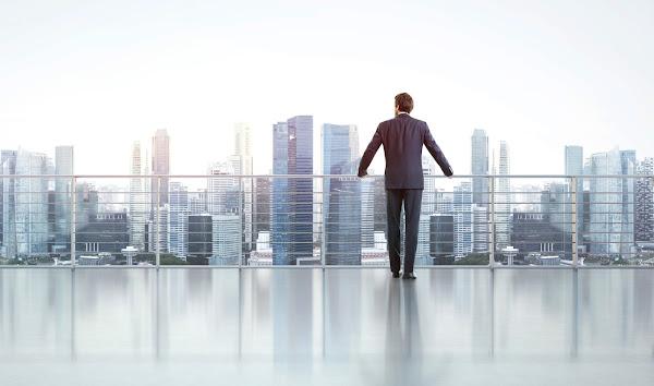 Empresarios millonarios y exitosos