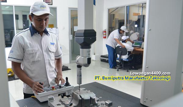 Lowongan Kerja PT. Bumiputra Manufaktur Teknologi Jababeka