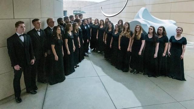 """Η Πανεπιστημιακή Χορωδία """"American University Singers"""" στο Ναύπλιο"""