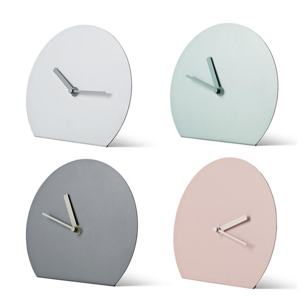 menu Steel Stand Clock スチールスタンドクロック menu メニュー NORM 置き時計 シンプル 時計