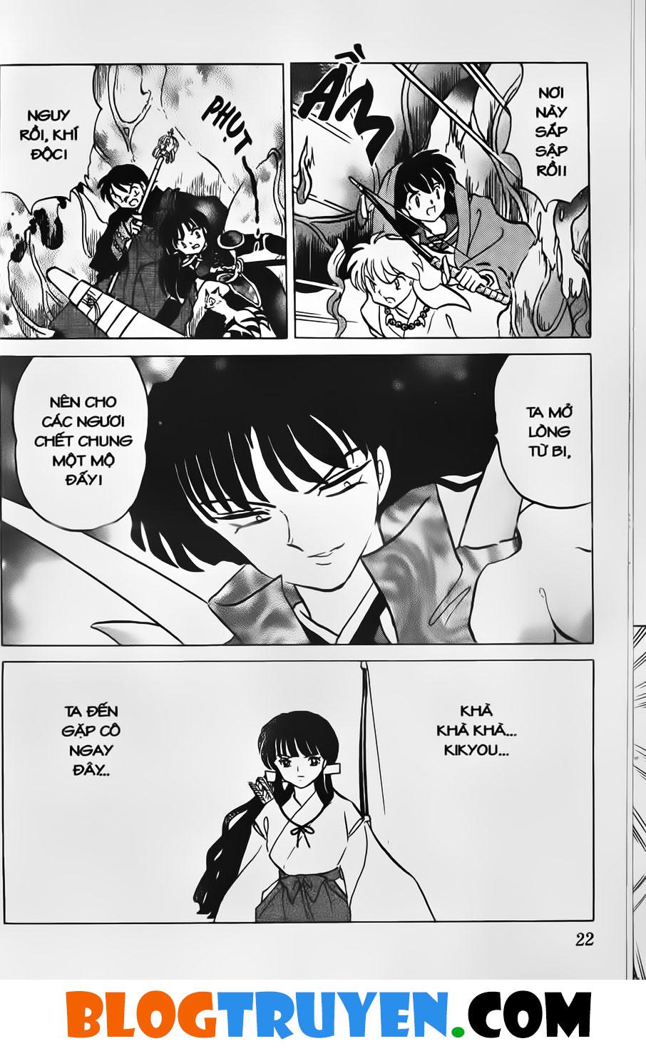 Inuyasha vol 29.1 trang 19