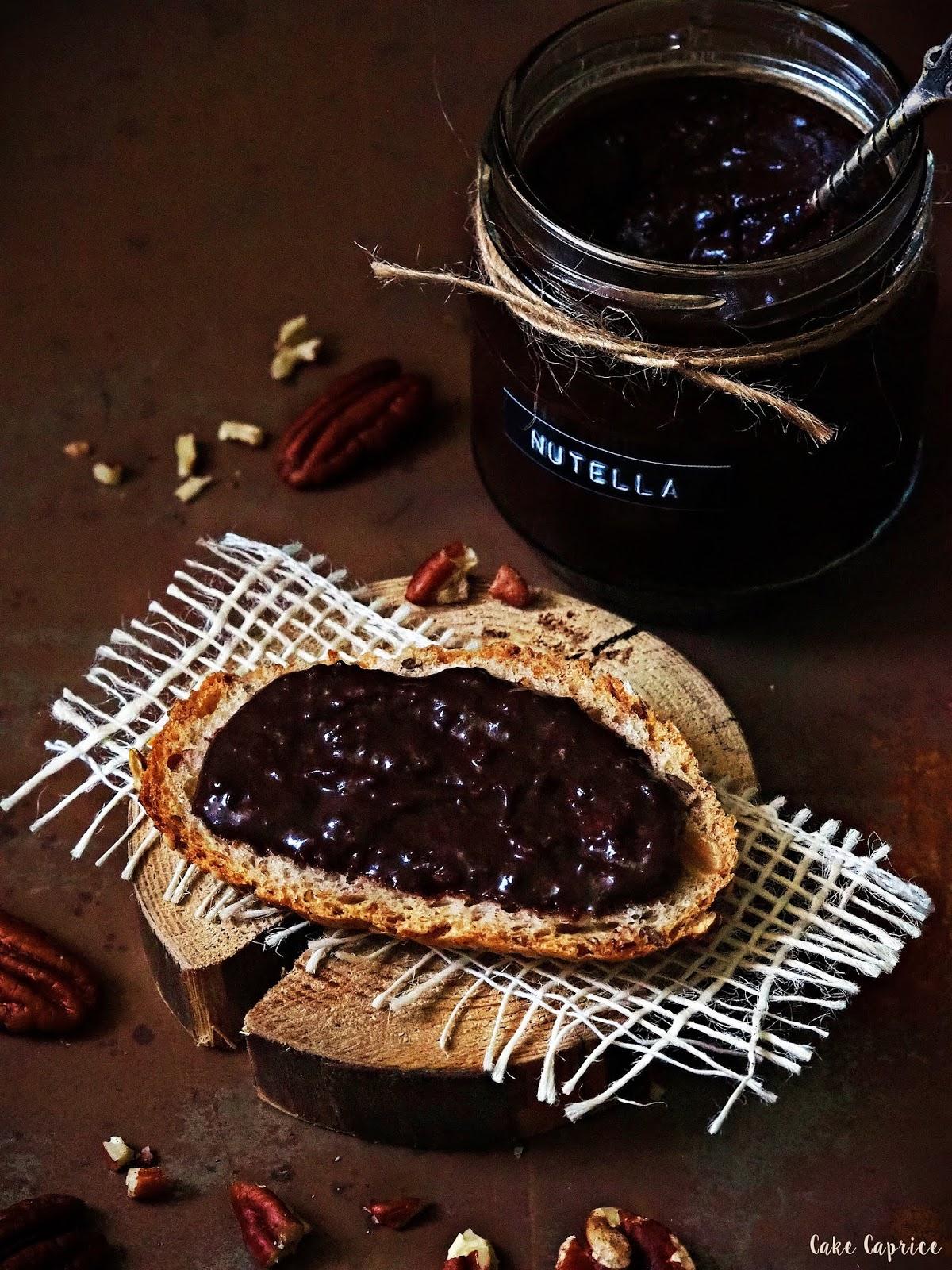 zdrowa Nutella
