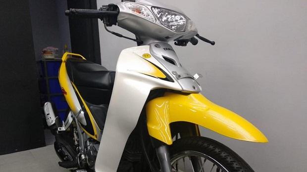 Harga Yamaha 125Z Ini Melebihi Harga Motor Sport