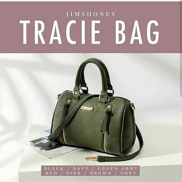 Jims Honey Tracie Bag Green