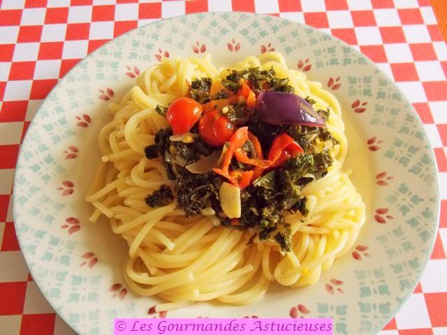 Comment faire une sauce saine et vegan pour Spaghettis ?