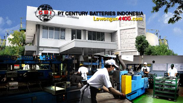 Lowongan Kerja PT Century Batteries Indonesia